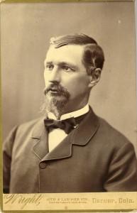 Izett Stewart portrait